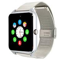 UWatch Умные часы Smart GT08 Plus Silver, фото 1