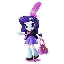 Мини кукла Rarity My Little Pony Hasbro B9473