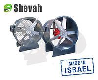 Вентилятор SHEVAH A-355 3f(0,75kw) Israel