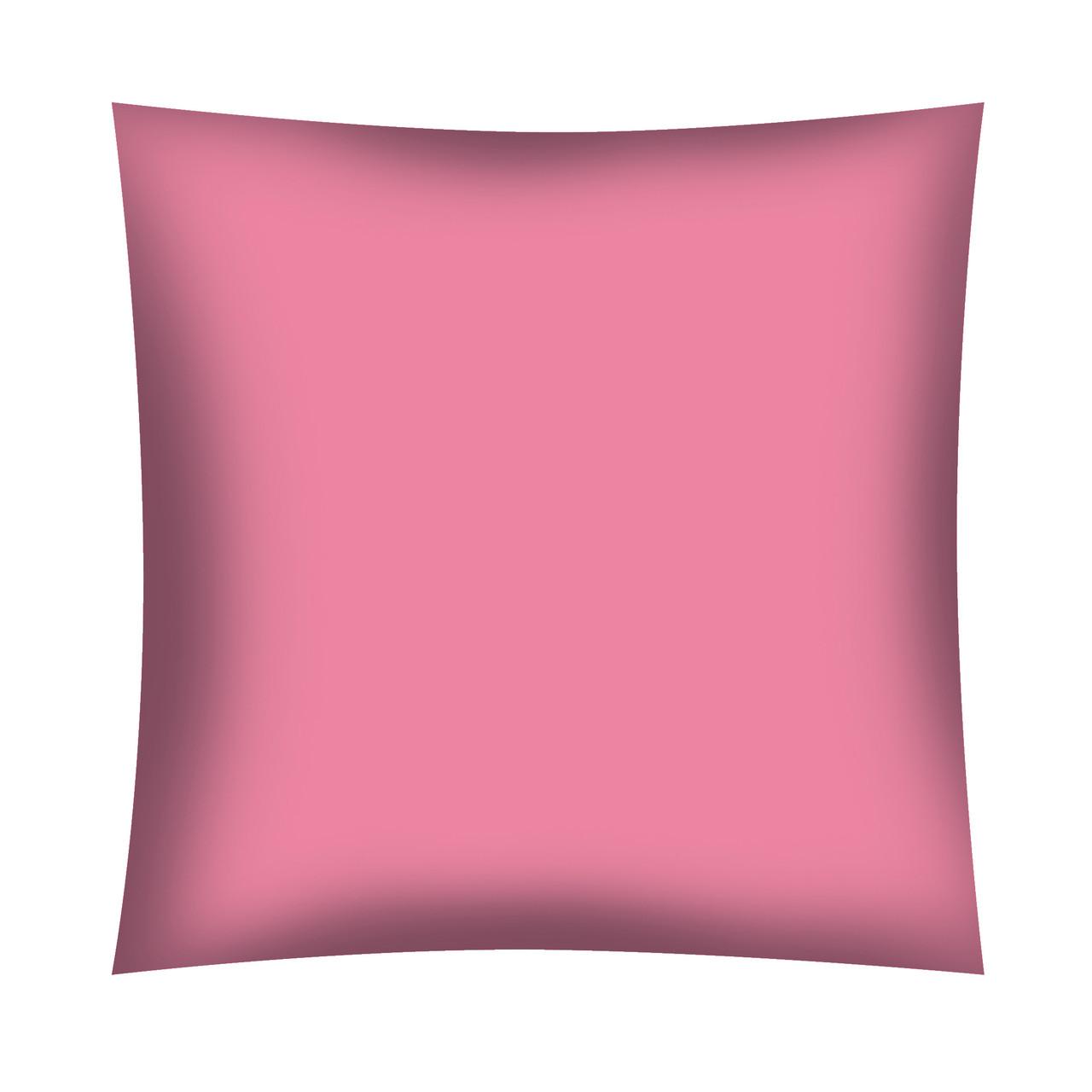 Однотонная темно-розовая бязь (Польша!)