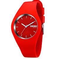 Skmei Женские часы Skmei Rubber Red 9068R, фото 1