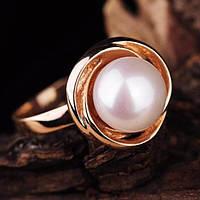Золотое кольцо (культивированный пресноводный жемчуг) Украина