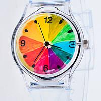 Geneva Женские часы Geneva Orange, фото 1