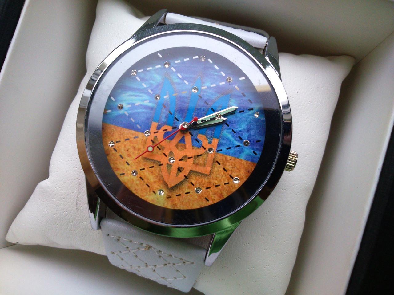 """Часы унисекс """"Украина"""" 366 реплика"""