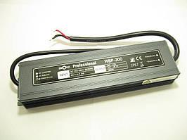 12V Влагозащищенный блок питания - IP67 - 200W
