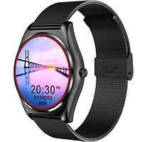UWatch Умные часы Smart N3 Pro Steel Black, фото 1