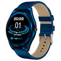 UWatch Умные часы Smart N3 Pro Blue, фото 1