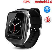 UWatch Умные часы Smart S8 WI-FI Black, фото 1