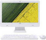 "ПК-моноблок Acer Aspire C20-720 19.5""HD+/Intel Pen J3710/4/500/DVD/HD405/DOS/White (DQ.B6ZME.005)"
