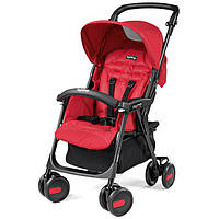 Прогулочная коляска Peg-Perego Aria Shopper Classico Mod Red