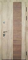 Двери входные металлические Бона с комбинированным рисунком, фото 1