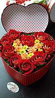 """Квіти в коробці """"Для тебе"""""""