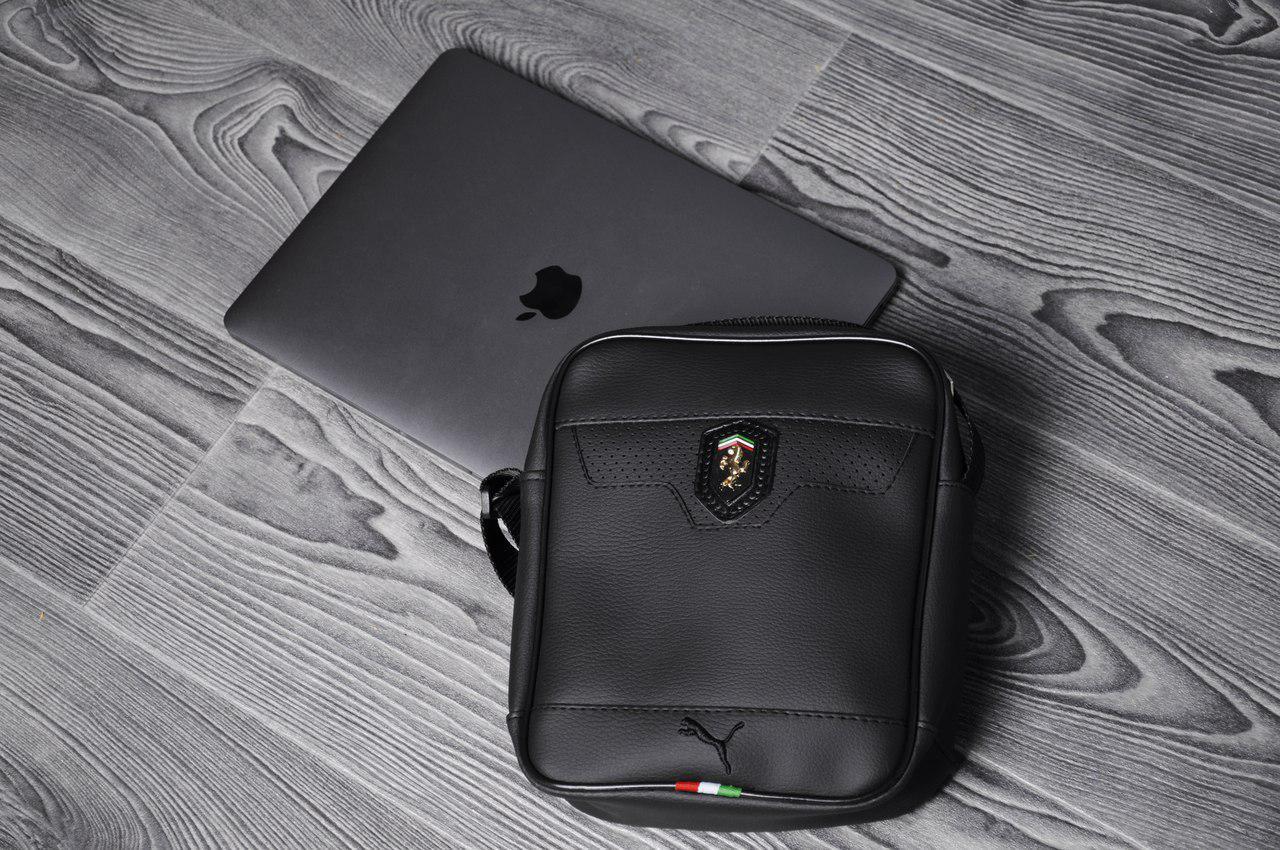 14040f19ab10 Мужская сумка/барсетка через плече пума (Puma феррари) купить в ...