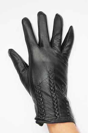 """Женские кожаные перчатки МАЛЕНЬКИЕ 6,5""""-7"""", фото 2"""