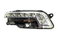 Фара дневного света левая / противотуманка для Mercedes (Мерседес) E W207 / E W212 (оригинал) A2128200756