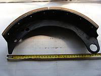 Колодка тормозная ГАЗ 3307,3309,4301 перед. с накл. (покупн. ГАЗ), бренд ФРИТЕК