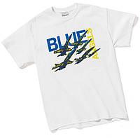Оригинальная футболка Blue Angels Formation Delta T-shirt 110010010413  (White)