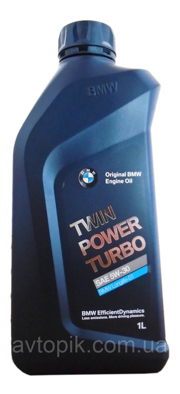 Моторное масло BMW Twin Power Turbo Longlife 01 5W-30 (1л.)