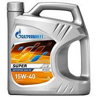 Моторное масло Gazpromneft Standart 15W-40 (4л.)