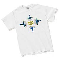 Футболка Blue Angels Formation Break T-shirt