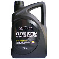 Моторное масло Hyundai/Kia Super Extra Gas SL/GF-3 5W-30 (4л.)