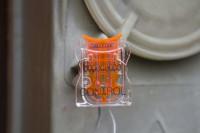 Індикаторна пластикова пломба Карат для лічильників , 2.22 грн. Оптом и в розницу