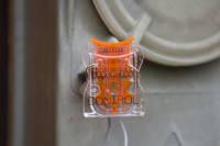 Індикаторна пластикова пломба Карат для лічильників , 2.22 грн. Оптом и в розницу, фото 1