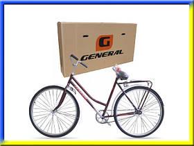 Велосипед с дамской рамой 28 Комфорт