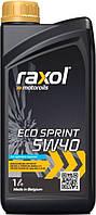 Моторное масло Raxol Eco Sprint 5W-40 (1л.)