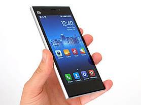 Смартфон CDMA/GSM телефон Xiaomi Mi3, фото 3