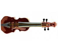 Штоф графин Скрипка., фото 1
