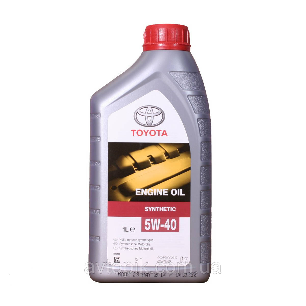 Моторное масло Toyota Motor Oil 5W-40 (1л.)