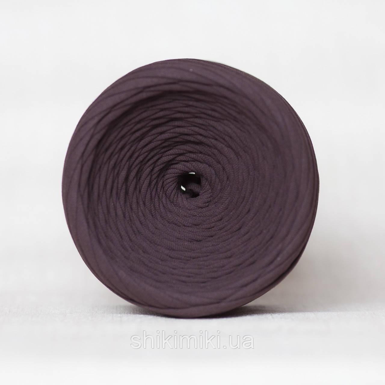 Трикотажная пряжа (50 м), цвет Шоколад