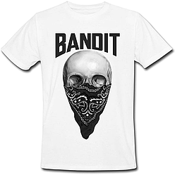 Футболка Bandit (белая)