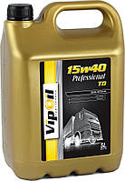 Моторное масло VipOil Professional TD CD/SF 15W-40 (5л.)
