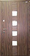 Двери входные металлические Домино, фото 1