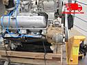 Двигатель ЗИЛ 130 в сборе (пр-во АМО ЗИЛ г. Москва), фото 2