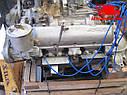Двигатель ЗИЛ 130 в сборе (пр-во АМО ЗИЛ г. Москва), фото 4