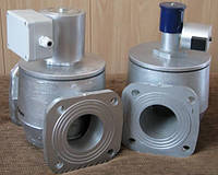 Фланцевые электромагнитные клапана ГазОК