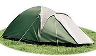 Палатка Abarqs Malwa 4, клеенные швы,тамбур