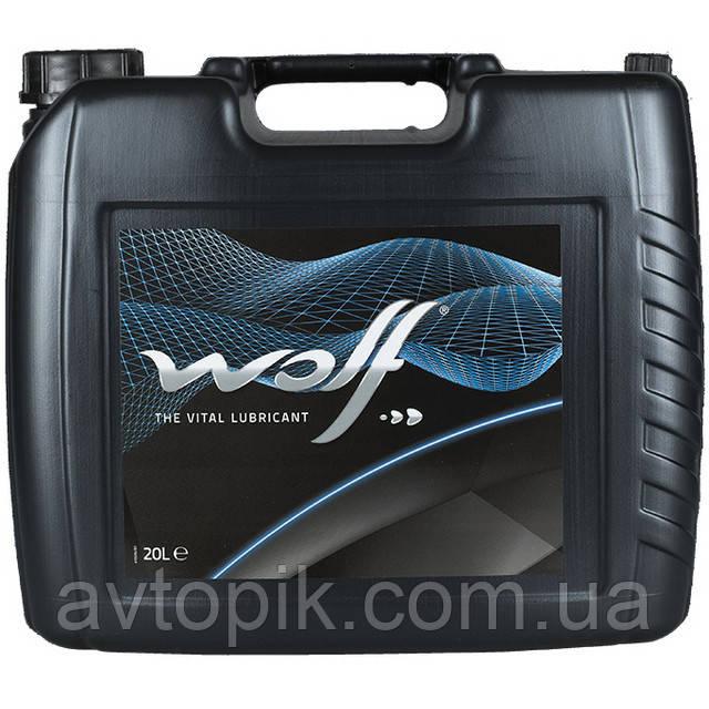 Трансмиссионное масло Wolf Officialtech ZF 80W (20л.)