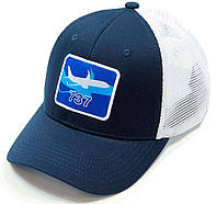 Оригинальная бейсболка Boeing 737 Shadow Graphic Hat 115015010671 (Navy)