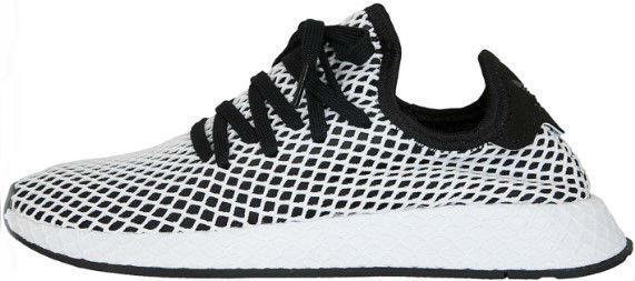 Adidas Deerupt Runner Black White  26f12f5a1817b