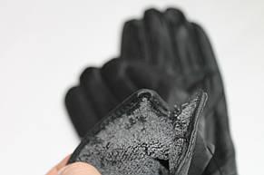 Женские кожаные перчатки МАЛЕНЬКИЕ, фото 3