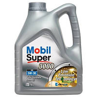 Моторное масло Mobil Super 3000 XE 5W-30 (4л.)