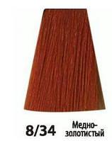 Acme-Professional Siena 8/34 Медно-золотистый