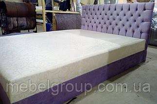 Кровать Шах 140*200 с матрасом, фото 2