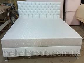 Кровать Шах 140*200 с матрасом, фото 3