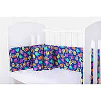 Защитные бортики в кроватку GoforKid Индия LC Full (9116-204-994-1)