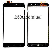 Touchscreen для телефонов Doogee X7 Pro - cенсор Doogee X7 (тачскрин Дуги Х7, X 7 Pro) черный